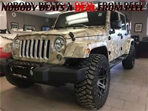 2017 Jeep WRANGLER UNLIMITED **NEW**Desert Trooper Edition Only