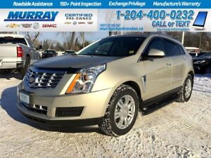 2015 Cadillac SRX Luxury AWD *Blind Side* *Backup Cam* *Heat Lea