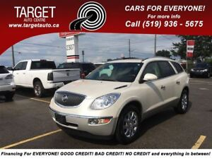 2012 Buick Enclave CXL1, Loaded, Drives Great, Very Clean !!!!