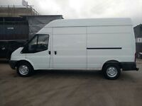 FORD TRANSIT T350 LWB HIGH TOP YEAR 2007 IN VGC IN AND OUT