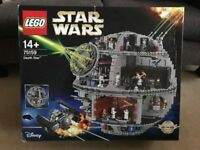 Lego 75159 Death Star, Ultimate Collection Series USC, Complete, Boxed, collectible