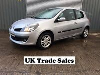 2006 RENAULT CLIO 1.6 VVT DYNAMIQUE **FULL YEARS MOT** similar to corsa jazz punto polo yaris