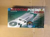 Freecom portable cd/rw