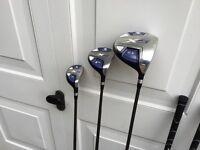 Fazer XS Set of Ladies Golf clubs with matching Fazer Bag