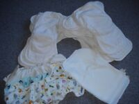 Motherease real nappies bundle
