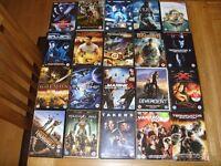 DVD FILMS all region 2 (£1 PER FILM)