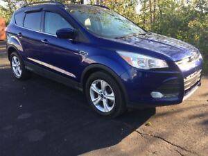 2016 Ford Escape All Wheel Drive One Owner|Heated Leather Seatin