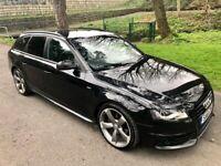 2011 Audi A4 S-Line Black Edition Estate