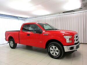 2015 Ford F-150 XLT 4x4 2.7L V6 ECOBOOST 4DR 6PASS EXTENDED CAB
