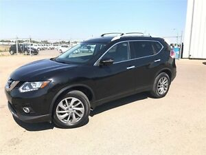 2014 Nissan Rogue SL-AWD-LEATHER-S/ROOF