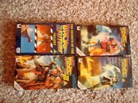 Back to the Future vhs video