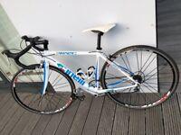 CINELLI EXPERIENCE SORA SHIMANO 2012 ROAD BIKE BICYCLE 49cm FRAME