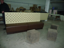 Various benches