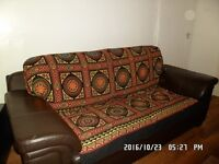3 seater sofa & 2 seater sofa, good condition, 3 seater £110 & 2 seater £90 or near offer