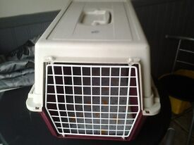 Firplast Atlas 30 pet carrier.