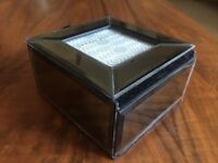 Glass photo frame box