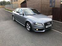 Audi A4 s/line