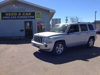 2010 Jeep Patriot North   WE FINANCE ANY CREDIT  