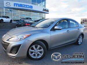 2011 Mazda MAZDA3 ** ** A/C ** 1 PROPRIO ** JAMAIS ACCID