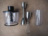 Andrew James SPARE PARTS for AJ000022 Hand Blender and Processor