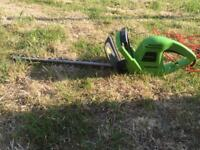 Hedge trimmer, parts. Needs a cable replacement. Free