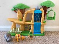 Lion Guard Defend the Pridelands playset