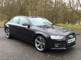 2012 AUDI A4 TDI WITH BLACK EDITION STYLING***FACELIFT MODEL***FINANCE AVAILABLE