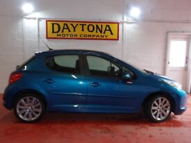 Peugeot 207 1.6 HDi GT 5dr Service History