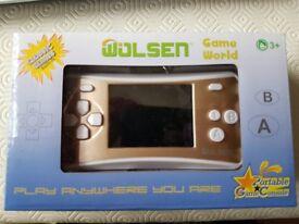 Portable Game Console