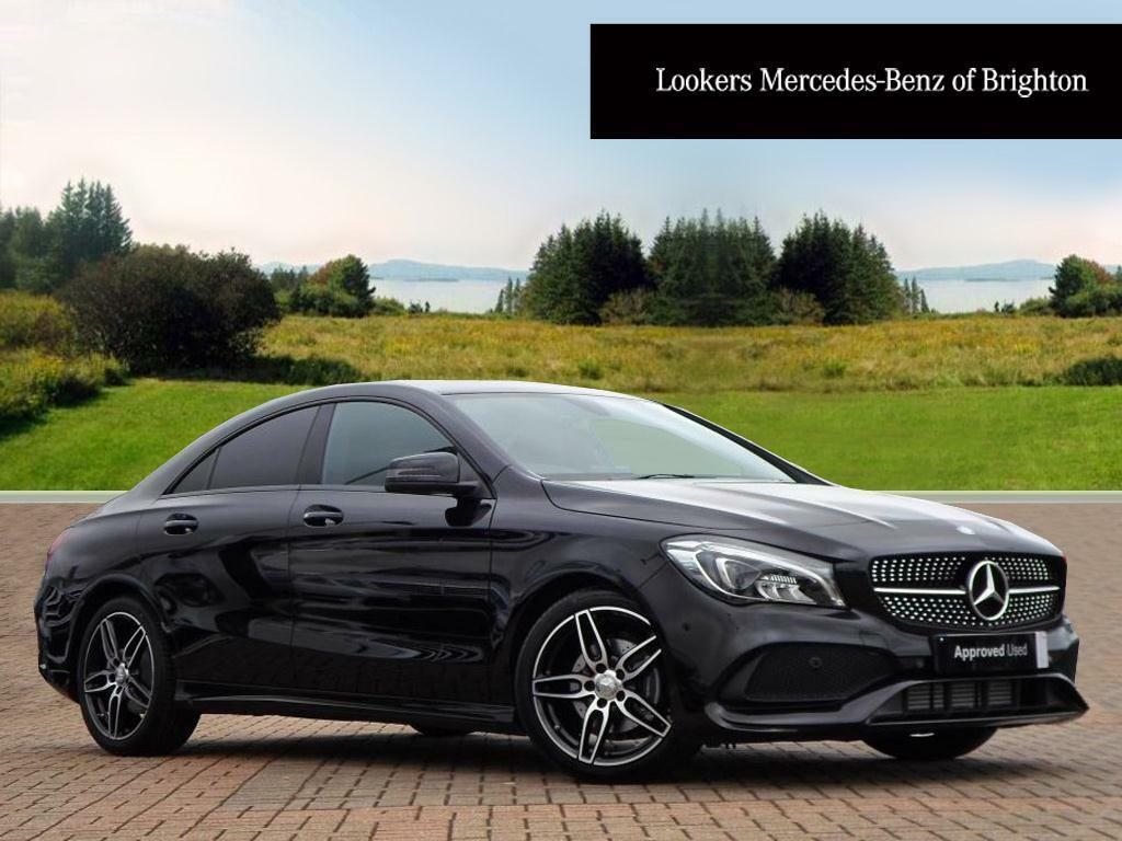 mercedes benz cla cla 180 amg line black 2016 07 22 in. Black Bedroom Furniture Sets. Home Design Ideas