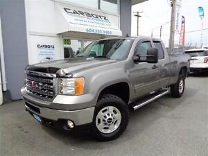 2013 GMC Sierra 2500 SLE 4x4, Ext Cab 6.5 Ft Box. 6.0L