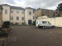 Quiet courtyard parking space in Barnsbury Islington N1