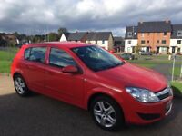 Vauxhall Astra 1.4 i 16v Active 5dr 2009 12 Months MOT Service History Part exchange welcome