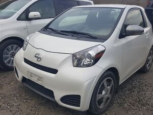 2015 Scion iQ *** LOW KMS & ACCIDENT FREE!!!