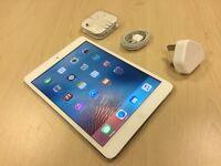 White Apple iPad Mini 16GB - Wifi Model - Ref: 17