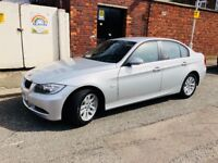 2007 BMW 3 Series 2.0 318d SE DIESEL 4dr. Very good runner. No issues.Low price for Urgent sale