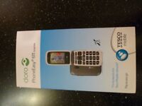 Doro Phoneasy 611 - Simple to use large button mobile phone