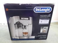 DeLonghi Magnifica-S ECAM 22360 S Bean to cup coffee machine -- silver