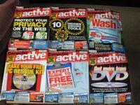 Computer Active magazines