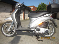 Reliable Lightweight Scooter for Sale