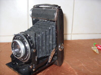 ANTIKER SEHR ALTER FOTOAPPERAT MODELL BELFOCA