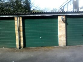 Garage for rent in weybridge