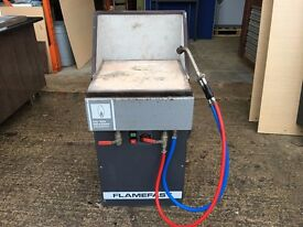 FLAMEFAST DS100 BRAZING HEARTH