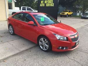 2012 Chevrolet Cruze LT Turbo+ w/1SB London Ontario image 7