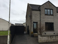 For Sale - Modern 2 Bedroom End Terrace house in Inverurie