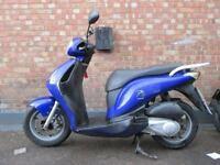 HONDA 125cc PS 2008 BLUE COLOUR******EASTER SALE*********