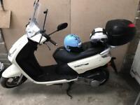 125cc Peugeot vivacity