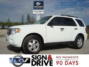 2011 Ford Escape XLT 4WD *58,000kms*Only $65 Weekly $0 Down*