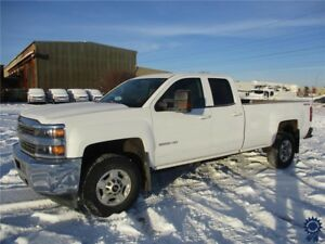 2015 Chevrolet Silverado 2500HD LT Double Cab 4X4 w/8' Box