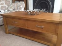 For Sale - Coffee Table - Dunelm Richomnd Range - £90